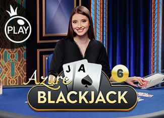 Blackjack 6 - Azure