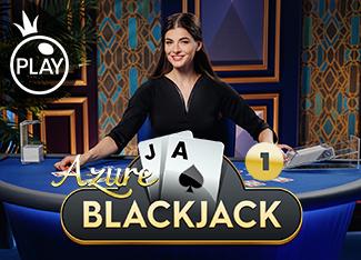 Blackjack 1 - Azure