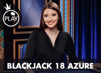 Live - Blackjack 18
